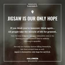 jigsaw quote game jigsaw saves official website for jigsaw