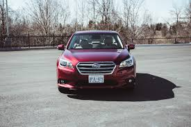 subaru legacy 2016 review 2016 subaru legacy 2 5i touring canadian auto review