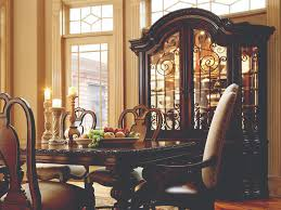 Dining Room Table And China Cabinet by Dining Room Glass Cabinets