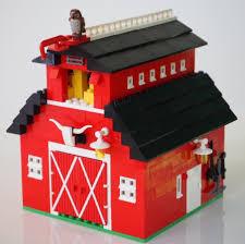 lego ideas big red barn