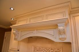Kitchen Island Corbels Decorative Glazed Cabinets Marlboro Nj By Design Line Kitchens