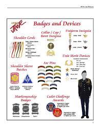 jrotc army uniform guide jrotc uniform