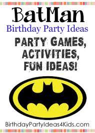 batman birthday party ideas batman birthday party ideas for kids