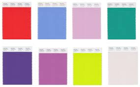 pantone spring summer 2017 pantone s fashion color report for spring 2018 is here the