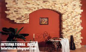 Stone Wall Tiles For Bedroom by Interior Design 2014 Interior Stone Wall Tiles Designs Ideas