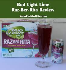 bud light lime a rita price 12 pack light lime raz ber rita review