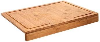 planche de cuisine jja 744114 planche à découper evier rebord amazon fr cuisine maison