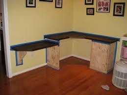 Build Corner Desk Diy by Home Office Desk Ideas Shonila Com