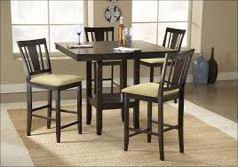 Kitchen  High Top Table And Chairs Dining Room Table Sets Round - High top kitchen table