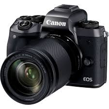 canon eos m5 ef m 18 150mm 1 3 5 6 3 is stm in wlan kameras
