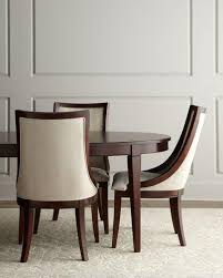 Wood Dining Room Chair Dining Room Furniture At Neiman Marcus