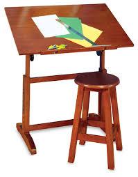 Blick Drafting Table Studio Designs Creative Table And Stool Set Blick Art Materials