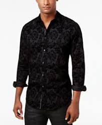 casual mens mens casual button shirts sports shirts macy s