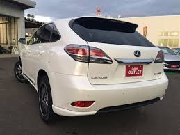 lexus rx nz 2012 lexus rx 450h l version used car for sale at gulliver new