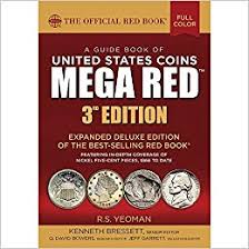 a guide book of united states coins mega red 2018 the official