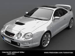 toyota celica gt4 review toyota celica gt four picture 12 reviews specs buy car