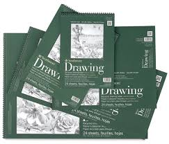 strathmore 400 series recycled paper pads blick art materials