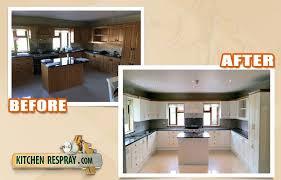 respray kitchen cabinets respraying kitchen cabinets kitchen respray painting kitchen