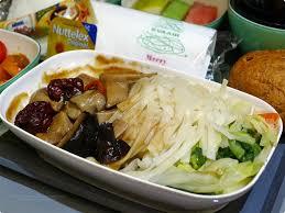 cuisiner 駱inard 德國食誌 outbound flight 長榮素食航空餐與泰國蘇凡納布機場