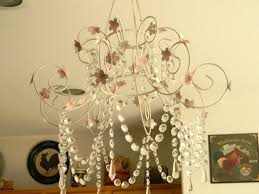 Vintage Candle Chandelier Shabby Chic Candle Chandelier Vintage Shabby Chic Chandeliers