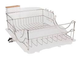 kitchen dish rack ideas kitchen dish drying rack homesfeed kitchen exciting dishes sink