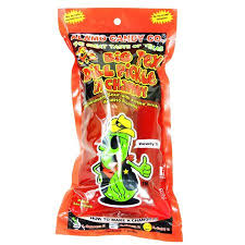 pickle candy alamo candy co big tex dill pickle in chamoy 12ct walmart