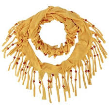 yellow infinity scarves polyvore