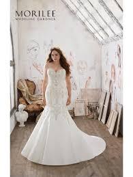 wedding dresses size 18 mori 3218 mischa plus size mermaid wedding dress ivory silver