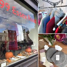 99 essex road sustainable pop up london october 2017