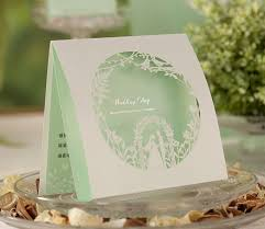 Bride To Groom Wedding Card Green Bride U0026 Groom Laser Cut Wedding Invitations