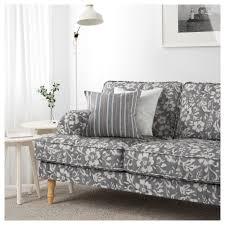 Chesterfield Sofa Dimensions by Stocksund Sofa Nolhaga Dark Gray Black Ikea