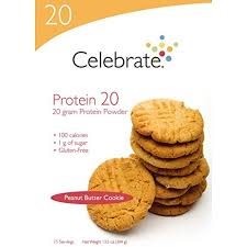 cookie gram celebrate protein 20 peanut butter cookie 20 gram