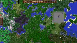 Agrarian Skies Map I Found Out There Is A Pretty Large World Generated Taint Area