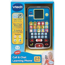 vtech call u0026 chat learning phone