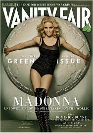 New Vanity Fair Cover Madonna Poses For Her 10th Vanity Fair Cover Madonnatribe Decade