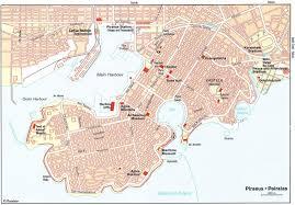 porti atene cartina grecia pireo my