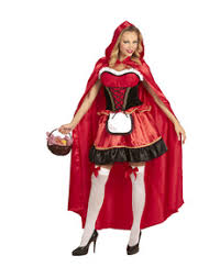 Red Riding Hood Costume Little Red Riding Hood Fancy Dresses Ideas Clothing