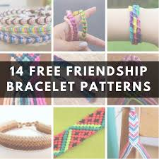 bracelet patterns free images Friendship bracelet patterns 14 diy tutorials to do at home or png