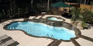 domestic swimming pool design