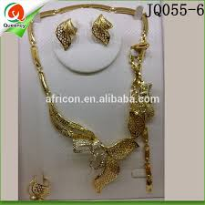 gold plated fashion necklace images Dubai gold plated jewelry wholesale gold plated suppliers alibaba jpg