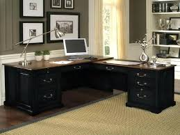 desk image of l shaped executive desk the works l shaped executive desk with hutch