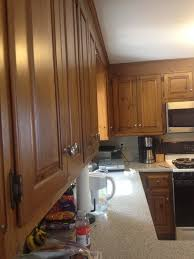 Paint Or Replace Cabinets Knotty Pine Kitchen Custom Cabinets Can I Stain Paint Or Replace