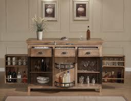 mid century modern bar cabinet corner buffet hutch liquor whiskey