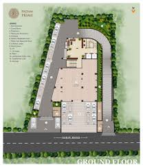 guard house floor plan padam prime ultra luxury residential apartments