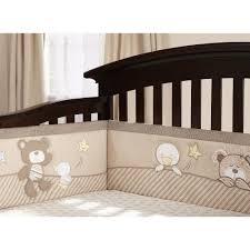 Cot Bumper Sets Amazon Com Babies R Us B Is For Bear Bumper Set Crib Bedding