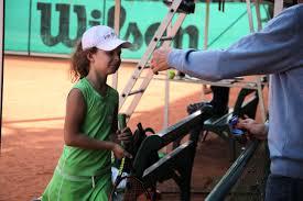 tennis tournament for children
