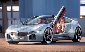 bmw supercar concept bmw vision concept