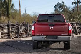nissan titan bed rack 2017 nissan titan our review cars com