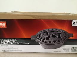 red stone cast iron wood stove wolf steamer humidifier flynn u0027s
