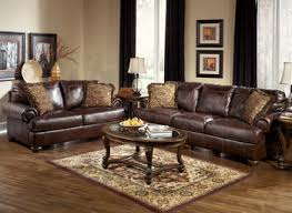 north shore dark brown living room set from ashley 22603 fiona